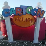 Cartoon Village Main ID - Warner Bros. Movie World (Cartoon Village)