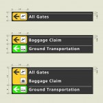 Directional Layouts - Washington Dulles International Airports
