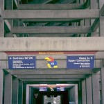 Directional - University of Kansas Memorial Stadium