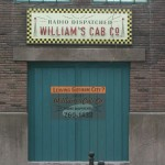William's Cab Company Main ID - Warner Bros. Movie World (Gotham)