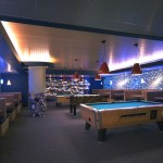 Billiards Room - Ursa's Cafe